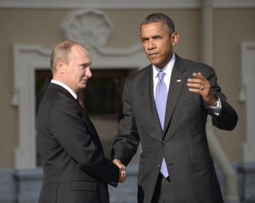 بوتين: اجتماعي مع أوباما ليس هدفا بحد ذاته وسنلتقي عندما ستقتضي الضرورة