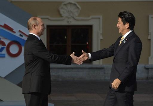 بوتين متفائل من آفاق التوصل إلى معاهدة سلام مع اليابان