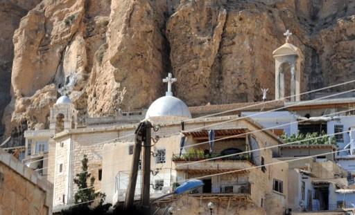 الصليب الأحمر: ننتظر من السلطات السورية السماح لنا بزيارة دير القديسة تقلا المحاصر في معلولا