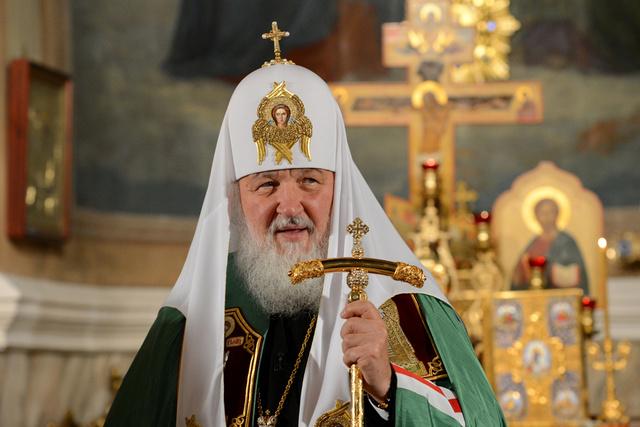 بطريرك موسكو يدعو الزعماء الروحيين السوريين الى العمل على وضع حد للحرب السورية
