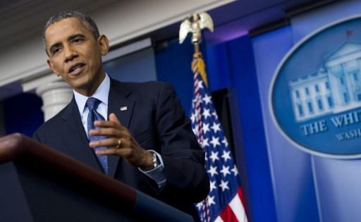 أوباما يؤكد تقديم الليبي للعدالة ويتعهد بمواصلة ملاحقة المتطرفين عبر العالم