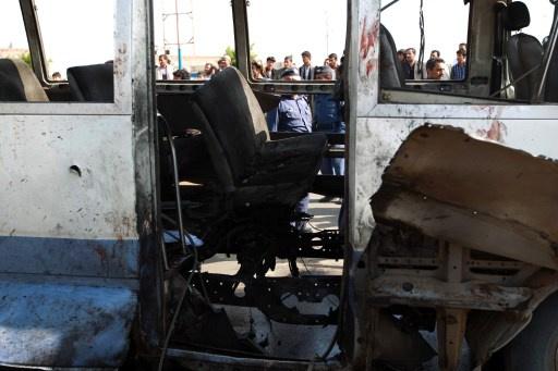 مقتل 8 عمال جراء تفجير حافلة في محافظة واسط بالعراق