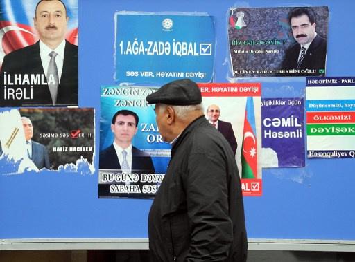 بدء الانتخابات الرئاسية في أذربيجان.. والرئيس الحالي الأوفر حظا للفوز