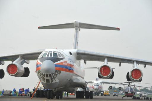 روسيا ترسل مساعدات انسانية الى السودان