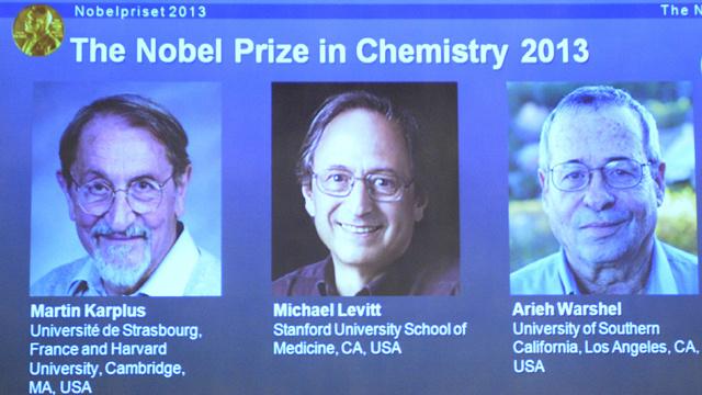 3 أمريكيين يتقاسمون جائزة