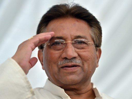الافراج عن الرئيس الباكستاني الاسبق برويز مشرف بكفالة