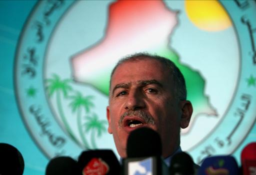 تعرض موكب رئيس البرلمان العراقي اسامة النجيفي لهجوم