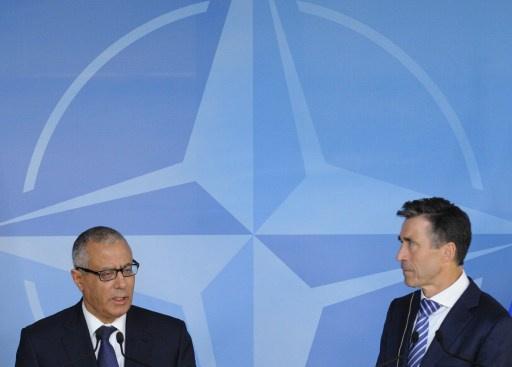الناتو وبريطانيا يدعوان إلى اطلاق سراح زيدان بأسرع ما يمكن