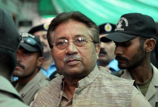 السلطات الباكستانية تعيد اعتقال مشرف