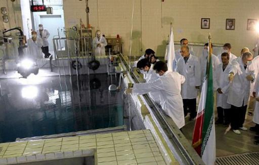المعارضة الايرانية تقول إن طهران تنقل موقع أبحاث نووية