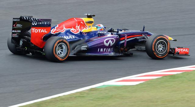 فورمولا1.. فيتيل يتصدر التجارب الثانية من جائزة اليابان