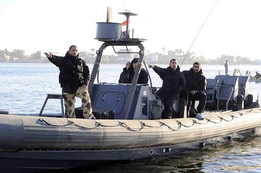 انتشال 12 جثة بعد غرق مركب على متنه فلسطينيون وسوريون قرب الاسكندرية