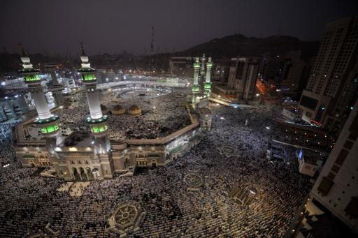 16 الف من مسلمي روسيا يصلون السعودية ويشرعون في اداء مناسك الحج
