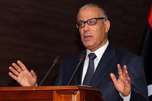 زيدان: الحكومة الليبية مستعدة للرحيل لكن بوسائل شرعية