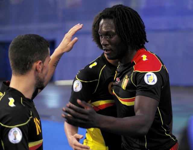 بلجيكا بجدارة الى نهائيات كأس العالم 2014