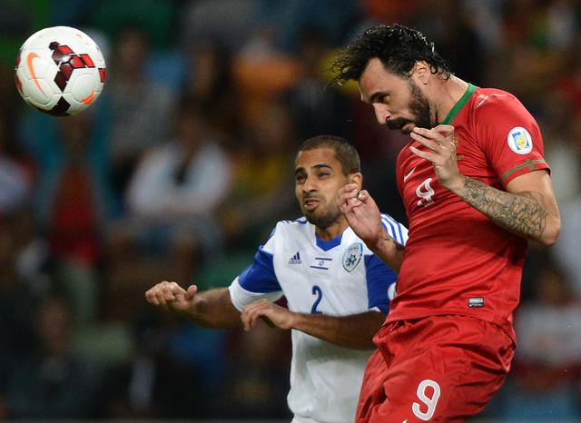 البرتغال تتعادل مع إسرائيل وتؤجل تأهل روسيا