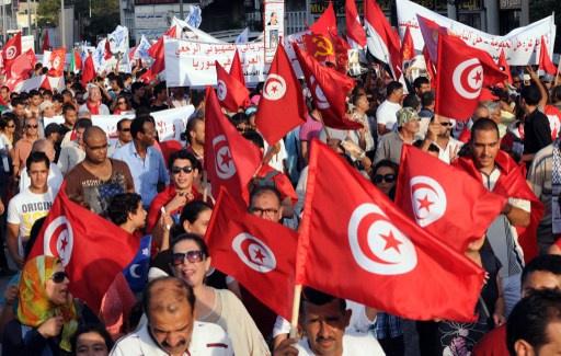 تونس.. حزب المؤتمر لن يوقع على خريطة الطريق والغنوشي يدعو للإسراع بصياغة الدستور
