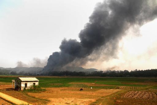 مصرع 21 واصابة نحو 100 آخرين في انفجار ضخم بمعمل للألعاب النارية في فيتنام
