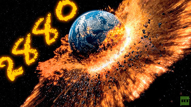 16 مارس 2880 موعد محتمل مع كارثة تنهي الحياة على كوكب الأرض