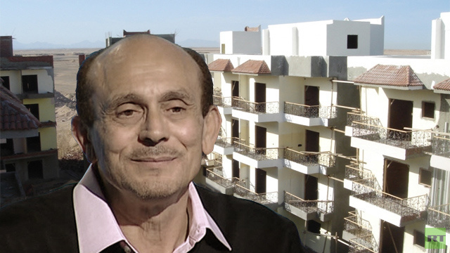 محمد صبحي يطلق مشروعه لتطوير العشوائيات وبناء آلاف الوحدات السكنية