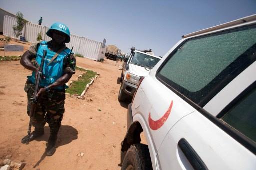 مقتل 3 جنود سنغاليين من قوة حفظ السلام في دارفور بهجوم مسلح