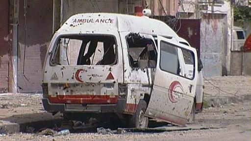 الإفراج عن 4 من عمال الإغاثة السبعة المختطفين في سورية