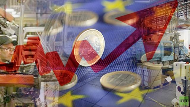 أقوى نمو للإنتاج الصناعي الأوروبي في عامين