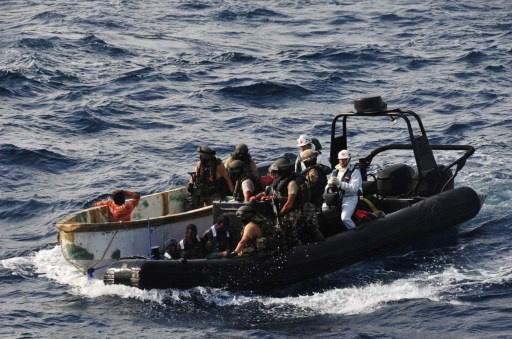 اعتقال زعيم قراصنة صومالي في بروكسل