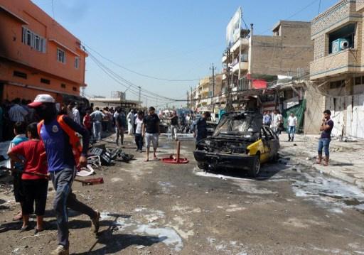 12 قتيلا وأكثر من 20 جريحا في هجوم يستهدف مصلين بكركوك