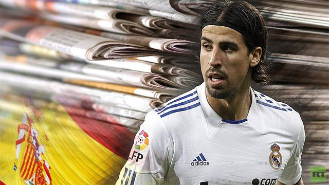 سامي خضيرة يتهم الإعلام الإسباني بالعنصرية ويشير إلى تراجع مستوى ريال مدريد