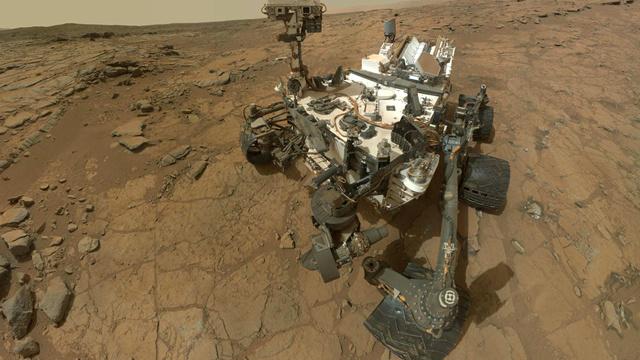 جهاز روسي يعثر على آثار الكلور في تربة المريخ