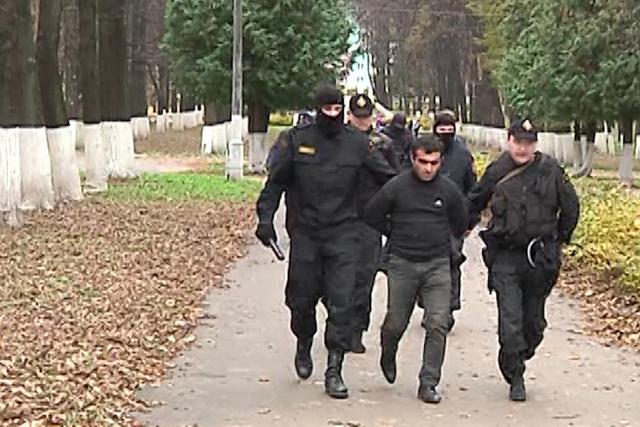 إلقاء القبض على مشتبه بتورطه في جريمة قتل أثارت احتجاجات عنيفة في موسكو