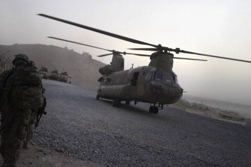 مقتل 7 مسلحين بغارة أطلسية جنوب شرق أفغانستان