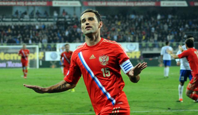 رسمياً.. روسيا تتعادل مع أذربيجان وتتأهل الى مونديال البرازيل