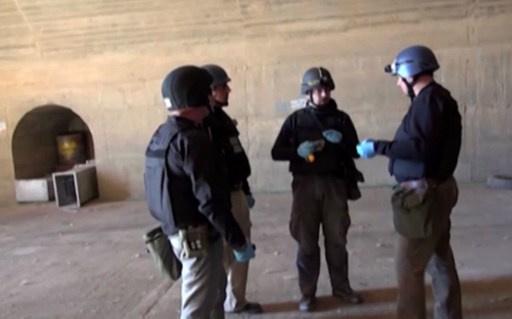 المعارضة السورية تؤكد عدم وجود أسلحة كيميائية في المناطق الخاضعة لها