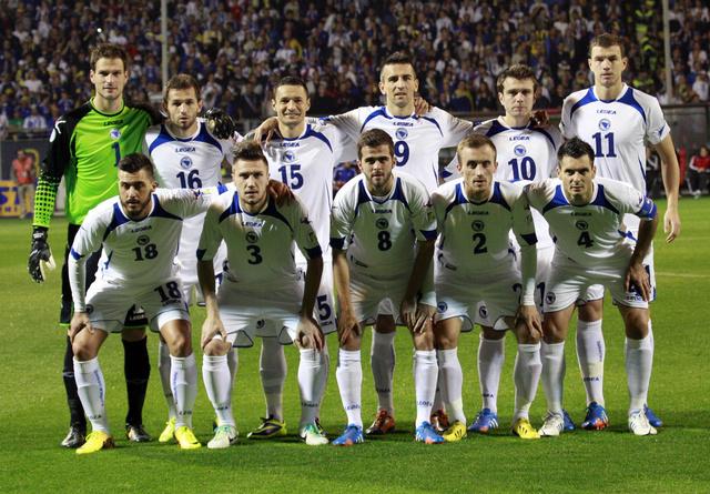 البوسنة الى نهائيات كأس العالم للمرة الأولى في التاريخ
