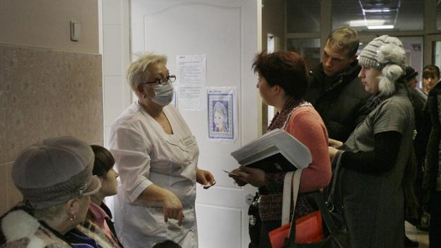 وزيرة الصحة الروسية: ربع الروس مهددون بخطر الموت المفاجئ