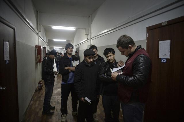 هيئة الهجرة الروسية: فرض التأشيرات على مواطني بلدان رابطة الدول المستقلة خطوة مضرة