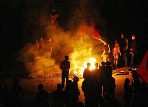 الاتحاد الأوروبي يتهم أنقرة باستخدام القوة المفرطة ضد المتظاهرين