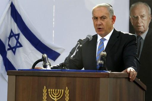 نتانياهو: الأمن مفتاح السلام بين إسرائيل والفلسطينيين