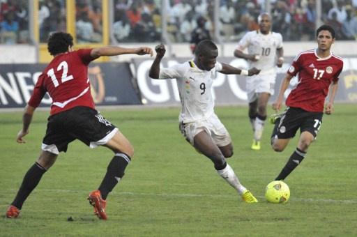 مصر بعد خسارتها الفادحة أمام غانا تتراجع في التصنيف الشهري للفيفا