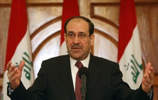 المالكي: ما يجري في العراق يأتي نتيجة للعاصفة التي تشهدها المنطقة