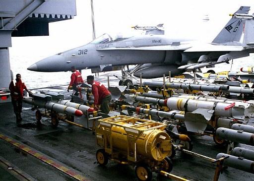 صفقة أسلحة أمريكية للسعودية والإمارات بقيمة 11 مليار دولار