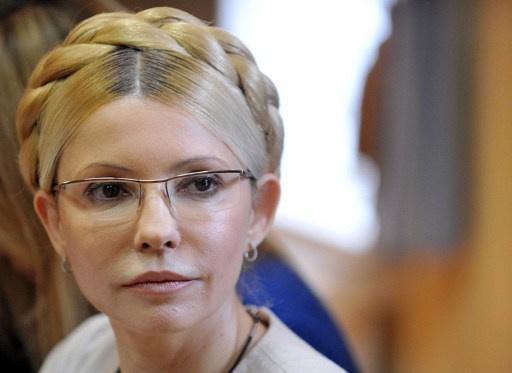 تيموشينكو تغادر مستشفى السجن وتعلن عن نيتها الترشح لانتخابات الرئاسة