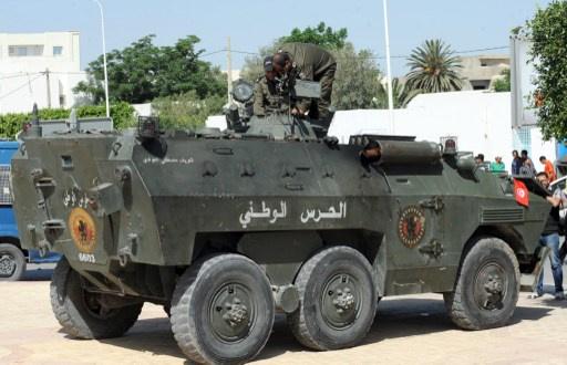 قوات الأمن التونسي تقتل 6 عناصر إرهابية والداخلية تتهم