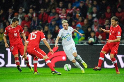 سويسرا تنضم إلى المستوى الأول في قرعة المونديال وإيطاليا تتراجع