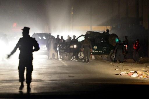 هجوم يستهدف مجمعا دبلوماسيا في كابول وأنباء عن قتلى وجرحى