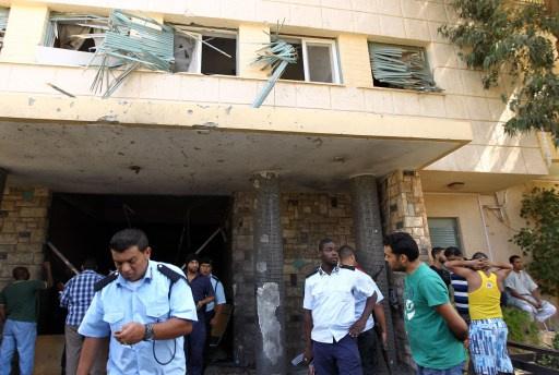 مهاجمة منزل قائد سابق في الجيش الليبي في بنغازي
