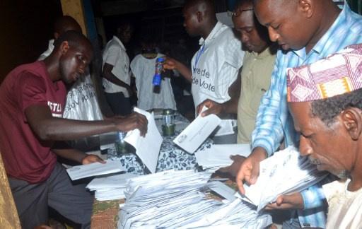 المعارضة الغينية ترفض نتائج الانتخايبات التشريعية