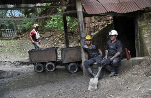 بين 10 و30 مفقودا في منجم بكولومبيا